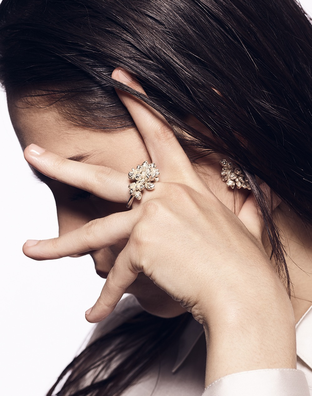 Flowerbud Earring