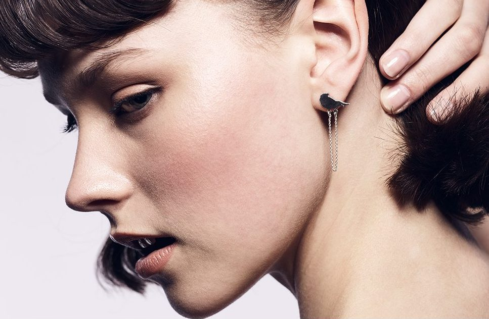 Buy Square Earrings Online in Sweden