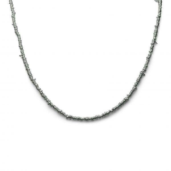 Heavy Silver Necklace