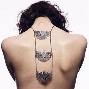 Massive Attack Necklace