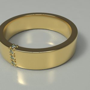 Rings with Multiple stones